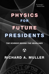 Omslag - Physics for Future Presidents