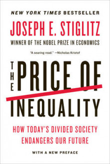 The Price of Inequality av Joseph E. Stiglitz (Heftet)