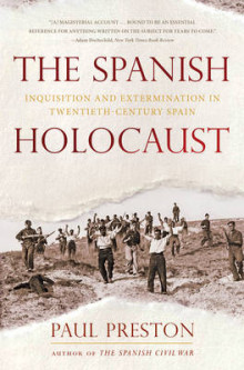The Spanish Holocaust av Paul Preston (Heftet)