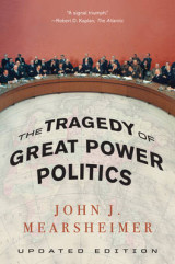 Omslag - The Tragedy of Great Power Politics