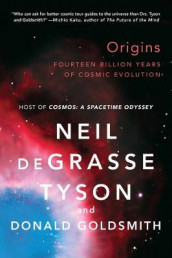 Origins av Donald Goldsmith og Neil deGrasse Tyson (Heftet)