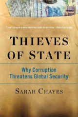 Omslag - Thieves of State Why Corruption Threatens Global Security