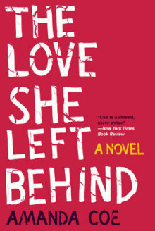 The Love She Left Behind av Amanda Coe (Heftet)