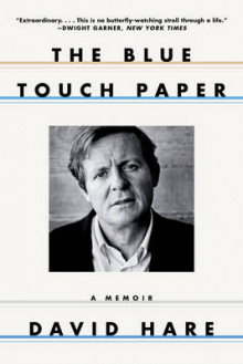 The Blue Touch Paper av David Hare (Heftet)