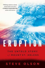 Omslag - Eruption the Untold Story of Mount St. Helens