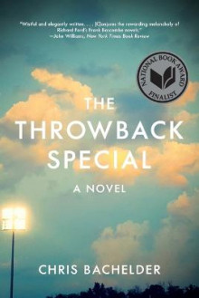The Throwback Special av Chris Bachelder (Heftet)