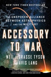 Accessory to War av Avis Lang og Neil deGrasse Tyson (Heftet)