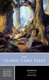 Omslag - The Classic Fairy Tales