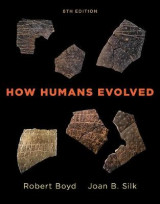 Omslag - How Humans Evolved