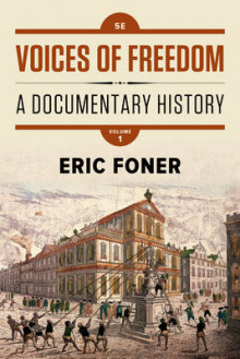 Voices of Freedom av Professor of History Eric Foner (Heftet)