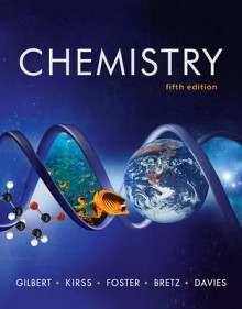 Chemistry the Science in Context 5E with Ebook and Smartworks av Gilbert (Heftet)