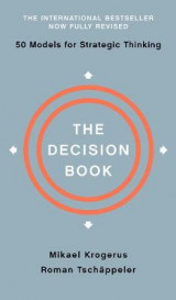 Omslag - The Decision Book