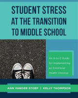 Omslag - Student Stress at the Transition to Middle School