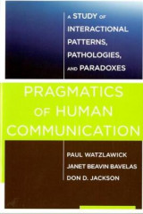 Omslag - Pragmatics of Human Communication