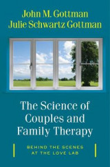 Omslag - The Science of Couples and Family Therapy