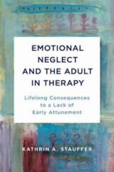 Omslag - Emotional Neglect and the Adult in Therapy