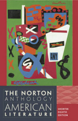 Omslag - The Norton Anthology of American Literature