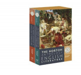 Omslag - The Norton Anthology of English Literature, the Major Authors: The Major Authors Volume 1 & 2