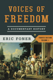 Voices of Freedom, Volume 1 av Professor of History Eric Foner (Heftet)