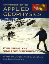 Omslag - Introduction to Applied Geophysics