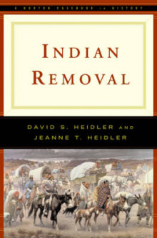 Indian Removal av David Stephen Heidler og Dr Jeanne T Heidler (Heftet)
