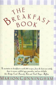 The Breakfast Book av Marion Cunningham (Innbundet)