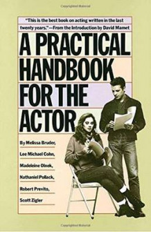 A Practical Handbook for the Actor av Melissa Bruder (Heftet)