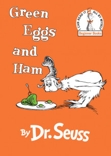 Green Eggs and Ham av Dr. Seuss (Innbundet)