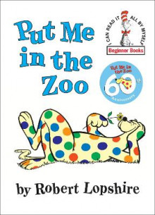 Put ME in the Zoo av Robert Lopshire (Innbundet)