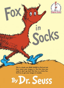 Fox in Socks av Dr. Seuss (Innbundet)