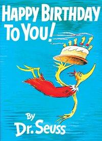 Happy Birthday to You av Dr. Seuss (Innbundet)