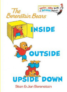 Inside, outside, Upside down av Stan Berenstain og Jan Berenstain (Innbundet)