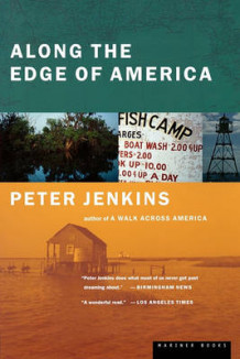 Along the Edge of America av Peter Jenkins (Heftet)