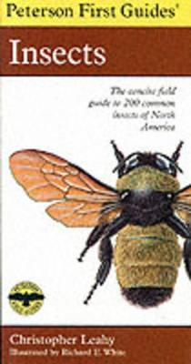 First Guide to Insects av Roger Tory Peterson (Heftet)
