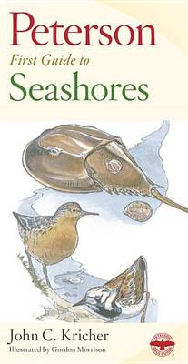 First Guide to Seashores av Roger Tory Peterson (Heftet)