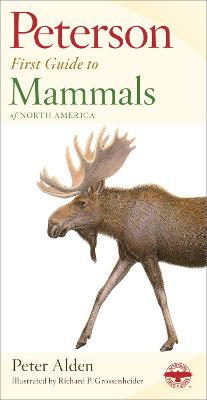 First Guide to Mammals av Roger Tory Peterson (Heftet)