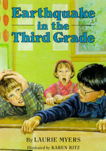 Earthquake in Third Grade av Laurie Myers (Heftet)