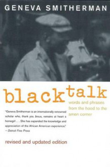 Black Talk av Geneva Smitherman (Heftet)
