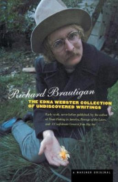 Edna Webster Collection of Undiscovered Writing av Richard Brautigan (Heftet)