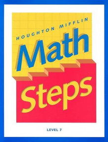 HM Math Steps, Level 7 (Heftet)