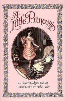 A Little Princess av Frances Hodgson Burnett (Blandet mediaprodukt)