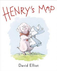 Henry's Map av David Elliot (Innbundet)