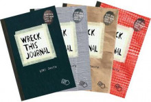 Wreck This Journal Bundle Set av Keri Smith (Heftet)