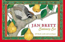Jan Brett Stationery Set av Jan Brett (Blandet mediaprodukt)