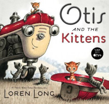 Otis and the Kittens av Loren Long (Innbundet)