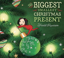 The Biggest Smallest Christmas Present av Harriet Muncaster (Innbundet)