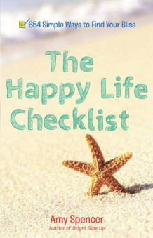 Happy Life Checklist av Amy Spencer (Heftet)