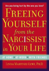 Omslag - Freeing Yourself Fro the Narcissist In Your Life
