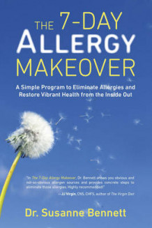 7-Day Allergy Makeover av Susanne Bennett (Heftet)