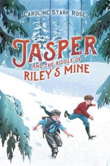Omslag - Jasper and the Riddle of Riley's Mine
